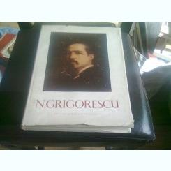 N. GRIGORESCU - G. OPRESCU   VOL.1