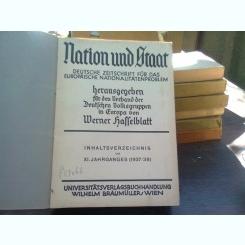 Nation und staat - Werner Hasselblatt (natiune si stat)