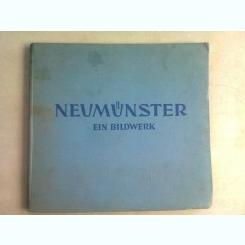 NEUMUNSTER - EIN BILDWERK   (CARTE IN LIMBA GERMANA)