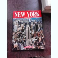 NEW YORK, CARTE DE CALATORIE, TEXT IN LIMBA ENGLEZA