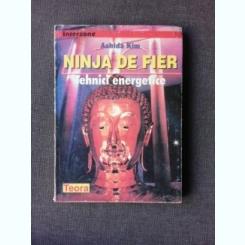 NINJA DE FIER, TEHNICI ENERGETICE - ASHIDA KIM