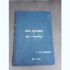 Noul Testament, cele 4 Evanghelii