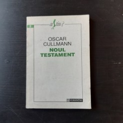 Noul Testament , Oscar Cullmann , 1993