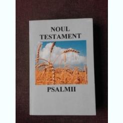 NOUL TESTAMENT, PSALMII