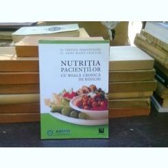 Nutritia pacientilor cu boala cronica de rinichi - Cristian Serafinceanu