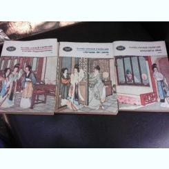Nuvela chineza medievala, 3 volume
