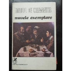 Nuvele exemplare - Cervantes de Miguel Saavedra