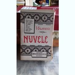 NUVELE - I. SLAVICI   VOLUMUL III