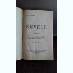 NUVELE - IOAN SLAVICI   VOL. 1