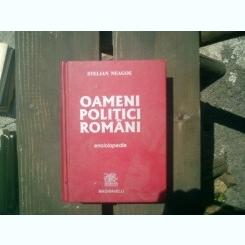 Oameni politici romani - Stelian Neagoe