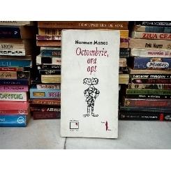 OCTOMBRIE ORA OPT , Norman Manea , 1997