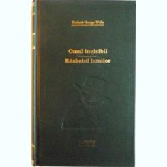 OMUL INVIZIBIL, RAZBOIUL LUMILOR DE HERBERT GEORGE WELLS, 2010