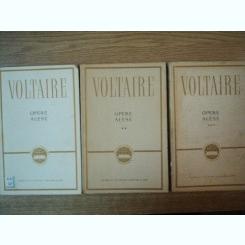 Opere alese Voltaire