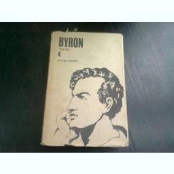OPERE - BYRON VOL.4 TEATRU