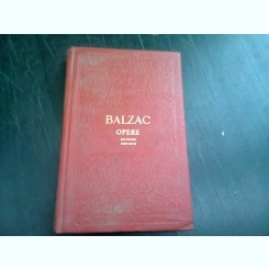 OPERE - HONORE DE BALZAC VOL.XII TEATRU