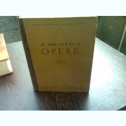 OPERE - M. EMINESCU VOL.IV - POEZII POSTIME