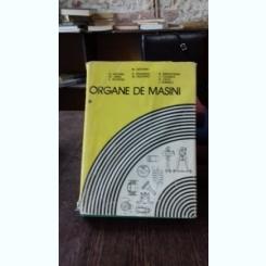 ORGANE DE MASINI - MIHAI GAFITANU   VOL.1