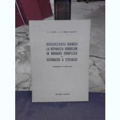 ORGANIZAREA MUNCII LA REPARATIA SONDELOR IN BRIGADA COMPLEXA DE EXTRACTIE A TITEIULUI - G.B. CULIEV