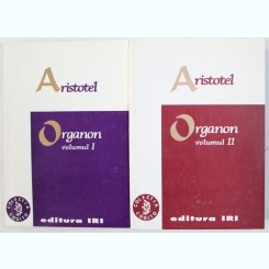 ORGANON , VOLUMELE I - II DE ARISTOTEL , 1997 - 1998