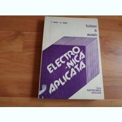 OSCILATOARE DE MICROUNDE-ELECTRONICA APLICATA-T. TEBEANU-A. SPORNIC