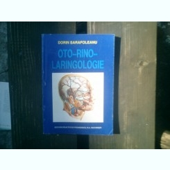 Oto-rino-laringologie - Dorin Sarafoleanu