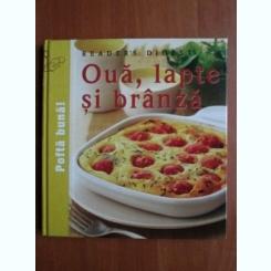 Oua, lapte si branza (Reader's Digest)