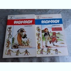 PAGY-PAGY, ENGLISH READER - MARIANA TARANU  2 VOLUME