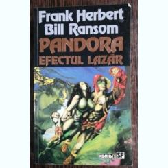 PANDORA EFECTUL LAZAR - FRANK HERBET / BILL RANSOM