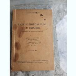 PANELE MOTOARELOR CU EXPLOZIE - CONSTANTIN MIHAILESCU  EDITIA III