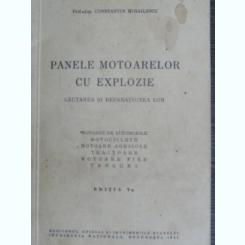 Panele motoarelor cu explozie - Constantin Mihailescu