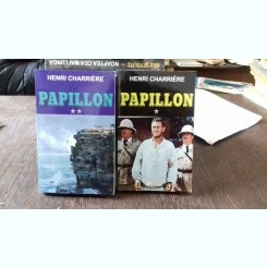 PAPILLON - HENRI CHARRIERE   2 VOLUME