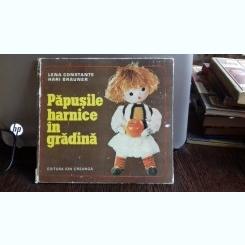 PAPUSILE HARNICE IN GRADINA - LENA CONSTANTE