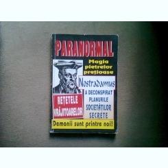 PARANORMAL - MAGIA PIETRELOR PRETIOASE......
