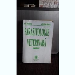 PARAZITOLOGIE VETERINARA - N. DUCLEANU   VOL.1