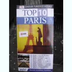PARIS. GHID TURISTIC VIZUAL