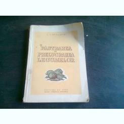 Pastrarea si prelucrarea legumelor , L. V. Metlitchi
