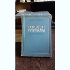 PATOLOGIE VETERINARA - I. MURGU