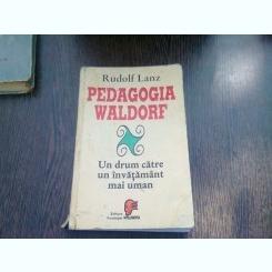 PEDAGOGIA WALDORF - RUDOLF LANZ