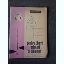 PENTRU TINERII PRIETENI AI ALBINELOR DE PAUL DABIJA , 1965