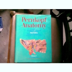 PERNKOPF ANATOMY. Atlas of Topographic and Applied Human Anatomy : Head and Neck   VOL.1