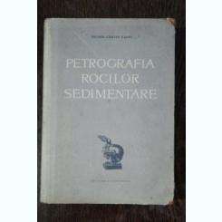 PETROGRAFIA ROCILOR SEDIMENTARE - VICTOR CORVIN PAPIU
