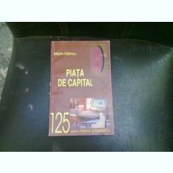 PIATA DE CAPITAL - MARIN FRANCU