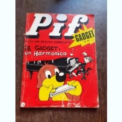 PIF GADGET NR.103, UN HARMONICA