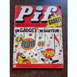 PIF GADGET NR.136, LA FLUTE DE PAN
