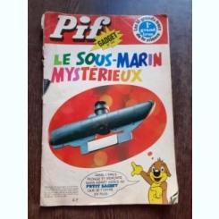 PIF GADGET NR.366, LE SOUS-MARIN MYSTERIEUX