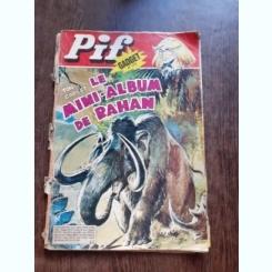 PIF GADGET NR.378, LE MINI ALBUM DE RAHAN