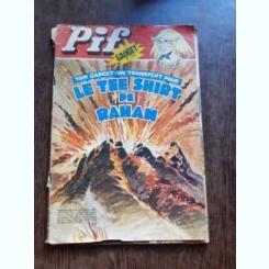 PIF GADGET NR.379, LE TEE SHIRT DE RAHAN