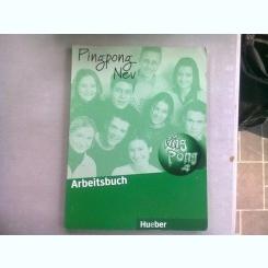 PING PONG NEU. ARBEITSBUCH - GABRIELE KOPP