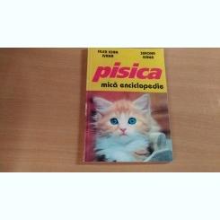 PISICA-MICA ENCICLOPEDIE-FILEA IVANA-SIMONA IVANA