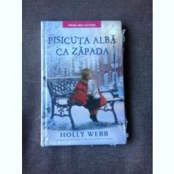 PISICUTA ALBA CA ZAPADA - HOLLY WEBB